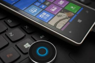 BT Cortana Button for Windows 10