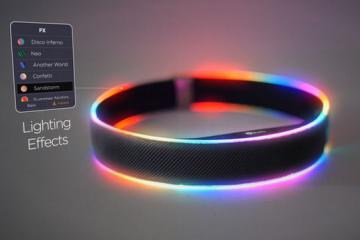 Buddy: Smart LED Dog Collar Is Smartwatch/Smart Home Friendly