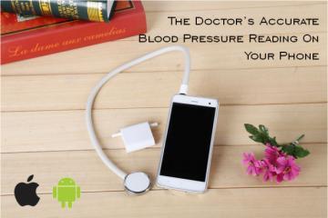 Accutension: Smartphone Enhanced Blood Pressure Kit
