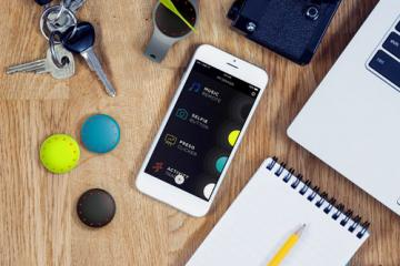 Misfit Flash Link Activity Tracker + Smart Button Video