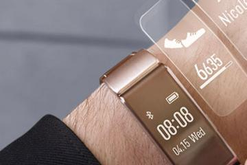 TalkBand B2 Helps You Find Your Phone & More