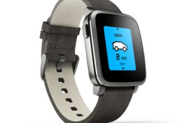 Pebble Time Steel Shipping Soon