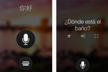 Microsoft Translator for Apple Watch
