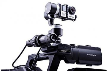 Kumiba Z1-Rider2 3-Axis Portable Gimbal for GoPro