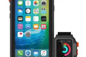 Catalyst Waterproof Case for Apple Watch