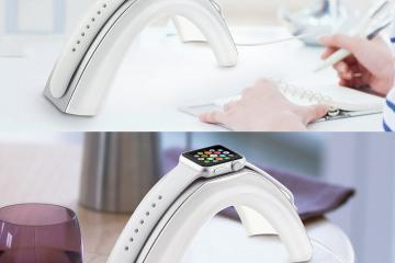 Mudder Charging Stand for Apple Watch