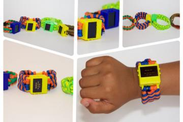 O Watch: Arduino Smartwatch Kit To Teach Kids Programming