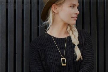 CUFF Lisa Smart Necklace