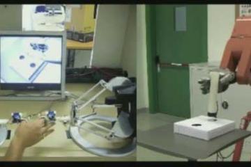 Cutaneous Haptic Feedback For Stable Robotic Teleoperation