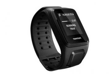 TomTom Spark: GPS Watch + Workout Music
