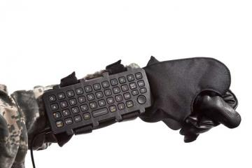 AK-39 Rugged Wearable Keyboard