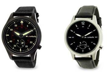 Runtastic Moment Activity Tracker Watch
