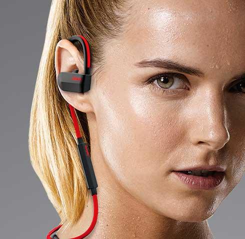 Jabra Sport Pace Wireless Sports Earbuds Cool Wearable