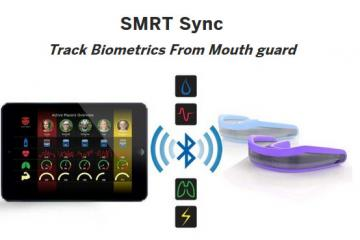 SMRT Mouth: Smart Mouth Guard for Athletes
