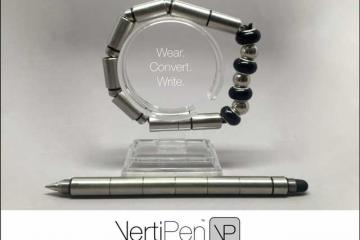 VertiPen: Wearable Pen / Bracelet