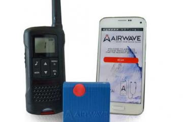 Airwave: Walkie-talkie Integration with Your Smartphone