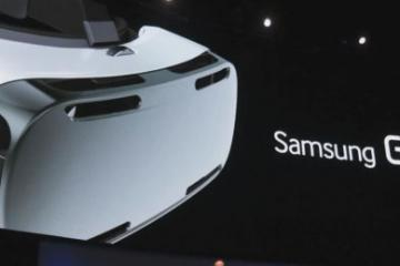 Samsung Gear VR: $99, Works With New Samsung Phones