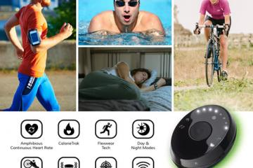 Zoom Amphibious Fitness Wearable