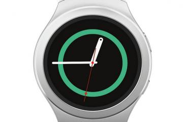 Samsung Gear S2 Smartwatch Released