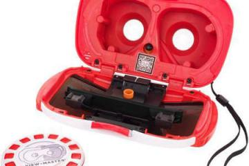 View-Master Virtual Reality Headset: $30