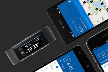 Microsoft Band Smart Wearable – 2nd Gen