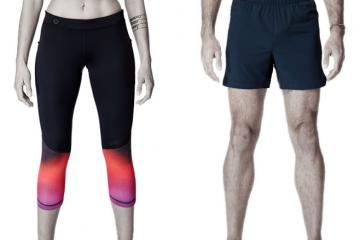 Lumo Run – Smart Running Shorts