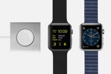 NATIVE UNION ANCHOR for Apple Watch
