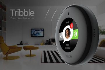 Tribble: Smart Wearable Device w/ Camera, Tracker