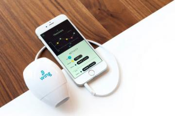 Wing: App-enabled Device For Controlling Asthma