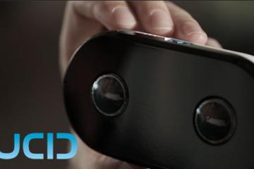 LucidCam: Consumer VR Camera