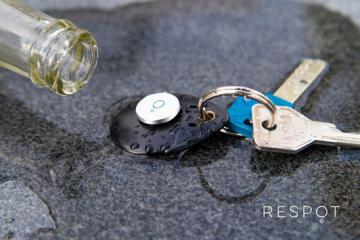 RESPOT: Bluetooth Item Tracker