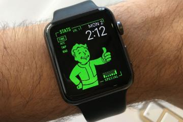 Pip-Boy Watch Face for Apple Watch
