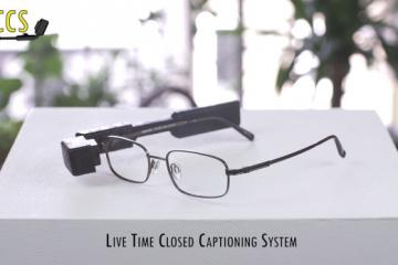 LTCCS: Wearable with Closed Captioning System for the Hearing Impaired