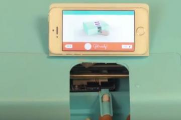 Nailbot: App-enabled Nail Art Printer