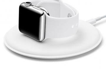 Official Apple Watch Magnetic Charging Dock