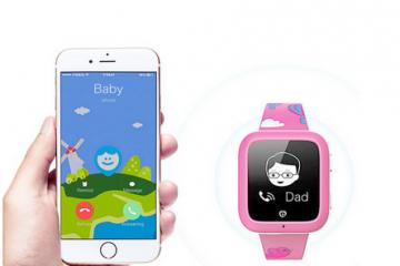 miSafes: Smart GPS Watch for Kids