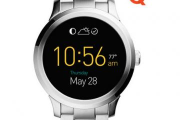 Fossil Q Founder Smartwatch Shipping for $295