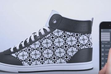 ShiftWear: Shoes You Can Customize From Your Smartphone