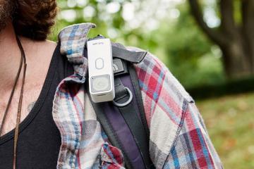 YoCam: Waterproof Smart Wearable Camera