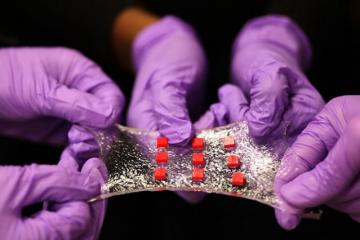 MIT Working On Stretchable Hydrogel Electronics