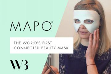MAPO Connected Beauty Mask
