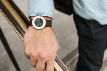 Pebble Health for Pebble Smartwatches [App]