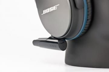 BTunes: Adds Bluetooth To Your Wired Headphones