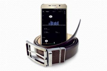 WELT: Smart Wearable Belt To Monitor Your Health