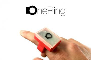 OneRing: Wearable for Parkinson's Patients