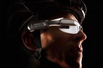 Varia Vision Turns Your Cycling Sunglasses Smarter