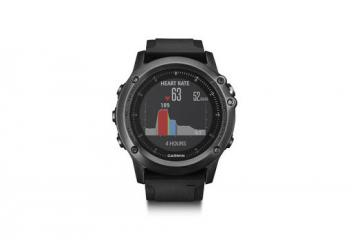 Fenix 3 HR Multisport Watch