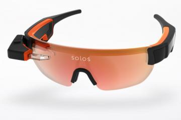 Solos Smart Glasses for Cyclists