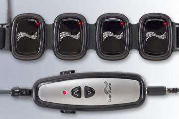 LumiWave: Near Infrared Light Pain Therapy Wearable