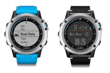 Garmin Quatix 3 Marine GPS Smartwatch